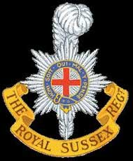 The 1st Royal Sussex Website